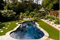 picture of a pool Free Form Swimming Pool | Rockpool by Narellan Pools