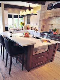 kitchen island design ideas 19 Must-See Practical Kitchen Island Designs With Seating