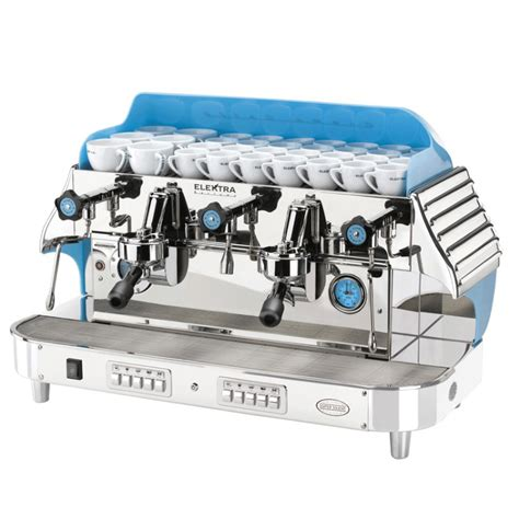 elektra espresso machine elektra barlume 2 group auto espresso machine