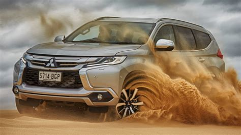 Review Mitsubishi Pajero Sport by Review 2018 Mitsubishi Pajero Sport Review