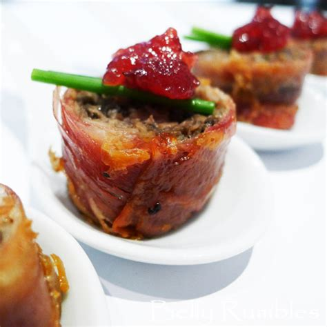 what does canape prosciutto canapé
