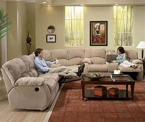 continental sectional by southern motion almost there With sectional sofa massage recliner