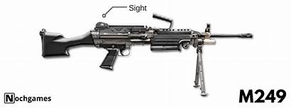 Pubg M249 Weapon Guide Weapons Ultimate Powerful