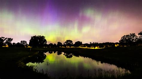 Northern Lights Minnesota by Northern Lights May Be Visible In Minneapolis St Paul