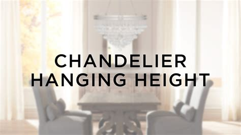 Proper Chandelier Height by Chandelier Hanging Height How High To Hang A Chandelier