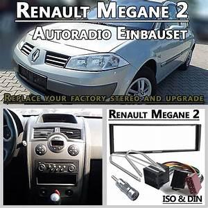 Renault Megane Autoradio : renault megane 2 autoradio einbauset 1 din ~ Kayakingforconservation.com Haus und Dekorationen