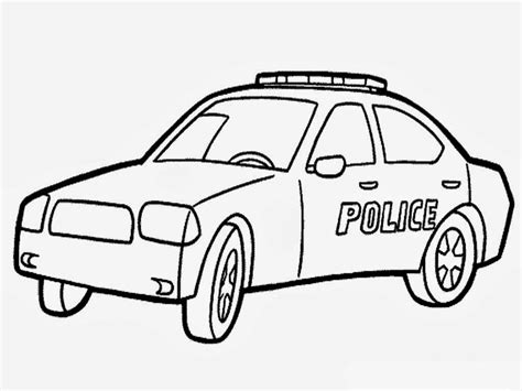 920 x 1200 jpg pixel. Mewarnai Gambar Mobil Polisi - Mewarnai Gambar