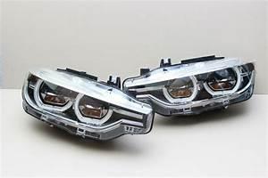 Bmw Led Adaptive Headlight 3 Series F30 F31 Lci Ahl Pair