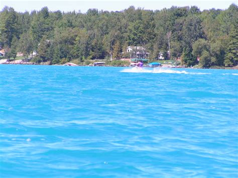 It was first known as the entry then. Michigan - Places and Wildlife: Torch Lake