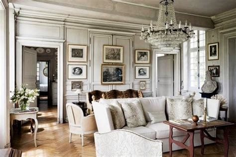 Designer's Country Home In Normandie