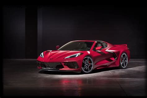 The 2020 Chevy Mid-engine C8 Corvette By The Numbers