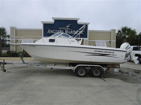 Hydra Sport Boats Models by Hydra Sports 230 Wa Boats For Sale Boats