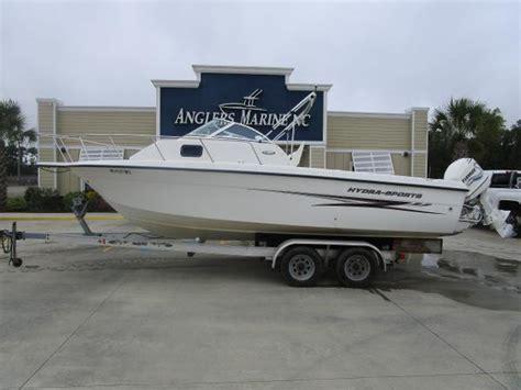 Hydrasport Boats by Hydra Sports 230 Wa Boats For Sale Boats