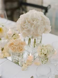 l vase en verre un joli detail de la deco archzinefr With chambre bébé design avec fleurs pour un mariage