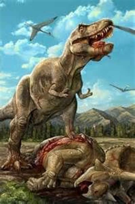 84 best images about tyrannosaurus rex vs triceratops on
