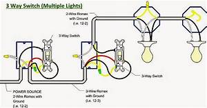 For Two Way Dimmer Wiring : electrical engineering world 3 way switch multiple lights ~ A.2002-acura-tl-radio.info Haus und Dekorationen