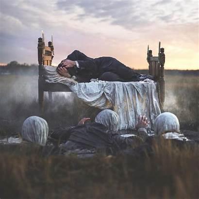 Bruno Nicolas Sleep Paralysis Photographer Inspired Creates