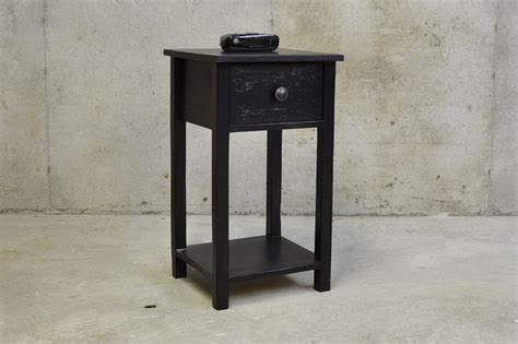 Rustic Nightstand Plans by Farmhouse Nightstand Diy Plan A Lesson Learned