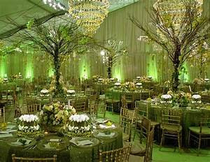 Green Wedding - Kelley Green Wedding Color Palettes