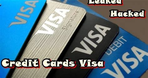 Search for info about credit card info that works. Leaked and Hacked Visa Credit Card Numbers (Free,Fresh,Valid,Active,Work) - Fullzleaked.xyz ...