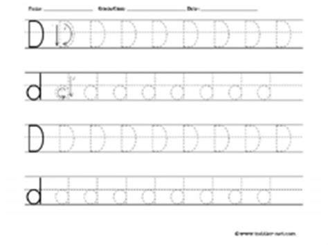 tracing letter  worksheets  preschool preschool