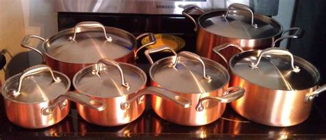 copper cookware pans lagostina pan reviewed pots cooking shiny canada caring utensils kitchen frying cooks mar choosing line spoon martin