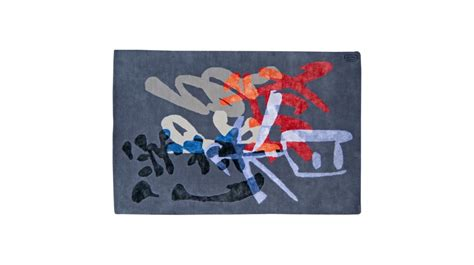tapis missoni roche bobois calligraphie chemin rug roche bobois