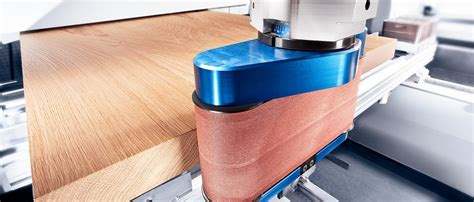 sanding units  cnc maschines   processing  wood
