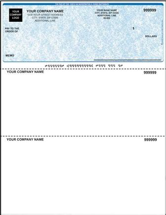 business check template quickbooks check template business check template