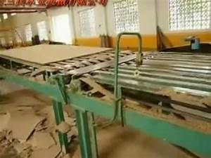 Bagasse board production line with annual output