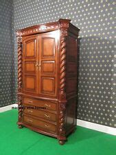 Large Wardrobe Closet For Sale by Solid Wood Armoires And Wardrobes For Sale Ebay