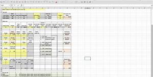 Expenses Table Template Spreadsheet For Trucking Company 1 Spreadsheet Downloa