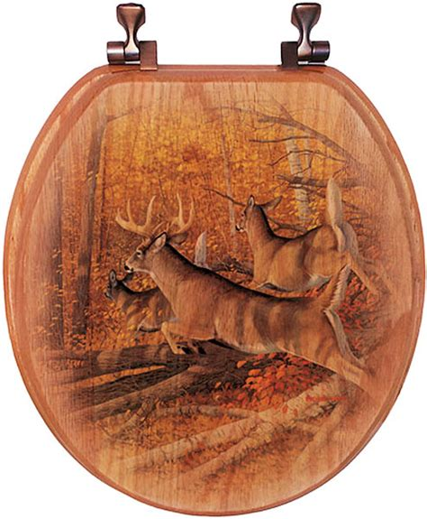 hand carved cabin toilet seat cabin place