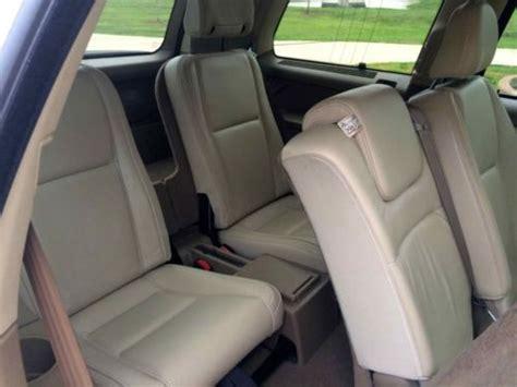 buy   volvo xc  awd leather sunroof  row
