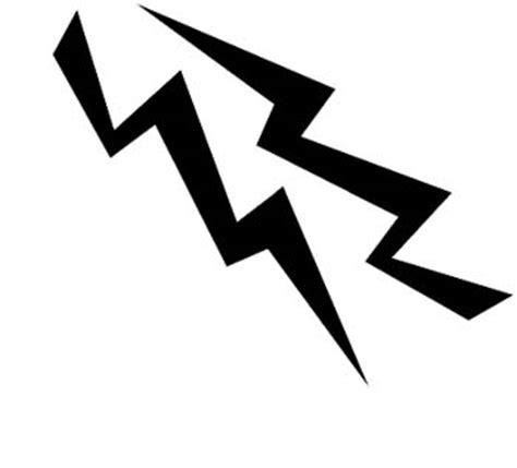 design   decal popular decals lightning bolts