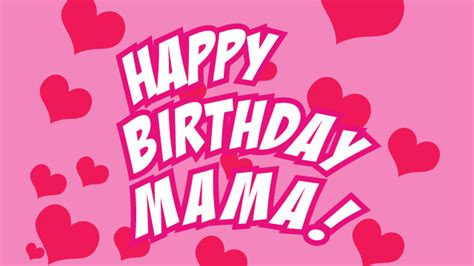 Baby Neo's Mama Happy Birthday Mama Bebing