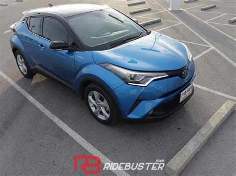 Review Toyota Chr Hybrid by Toyota Chr Hybrid Review051 Ridebuster