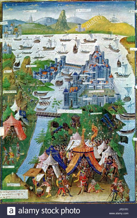 constantinople siege the fall of constantinople was the capture of the capital