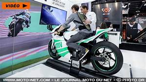 Permis Moto Lyon : permis moto evaluez votre pilotage moto avec le simulateur amv au salon de lyon ce week end ~ Medecine-chirurgie-esthetiques.com Avis de Voitures