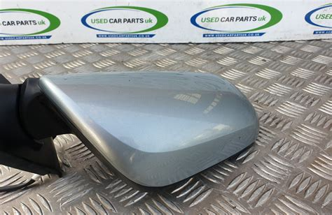 Toyota Yaris 2006-2011 door wing mirror silver | Used Car ...