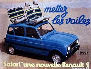 Cars 4 Sortie : affiche publicitaires pour la sortie de la renault 4 mettez les voiles car advertising ~ Medecine-chirurgie-esthetiques.com Avis de Voitures