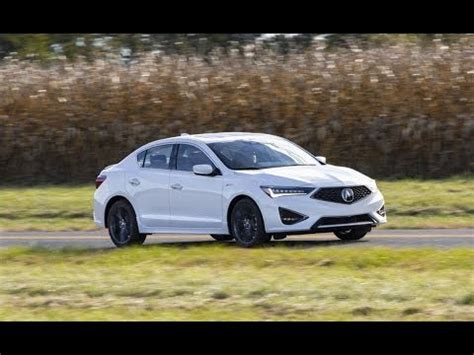 new acura ilx car 2019 2020 price review uk youtube