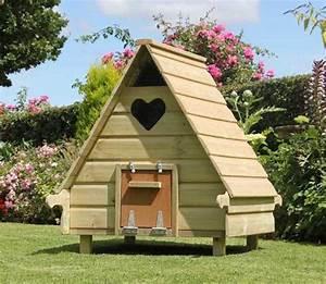 Maisonnette En Bois Castorama : poulailler design 50 photos et conseils pour le choisir ~ Dailycaller-alerts.com Idées de Décoration