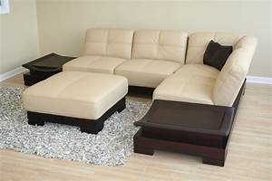 Sectionals small spaces perfect dorel living small spaces for Contemporary leather sectional sofas for small spaces