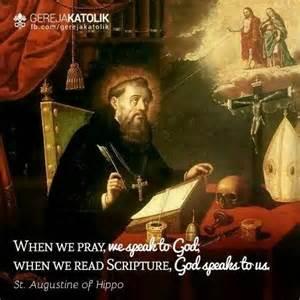 Scripture God Speaks to Us
