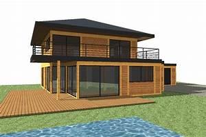 Les Constructeur De L Extreme Maison En Bois : constructeur maison ossature bois savoie 73 ~ Dailycaller-alerts.com Idées de Décoration