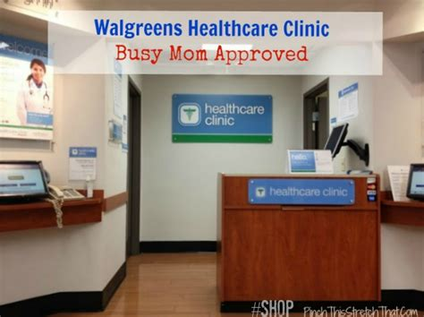 Health Care Clinic  Busy Mom Approved
