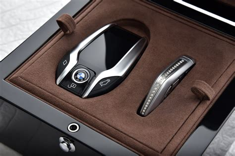 bmw individual presents solitaire  master class