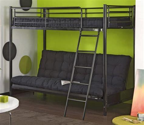 canapé lit 160x200 lit mezzanine canapé cadre de lit futon 160x200 vasp