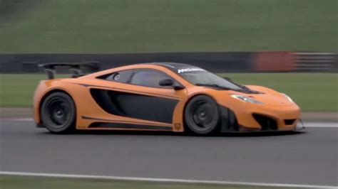 Race Cars by Mclaren 12c Gt3 Race Car Carbon Dreams Chris Harris